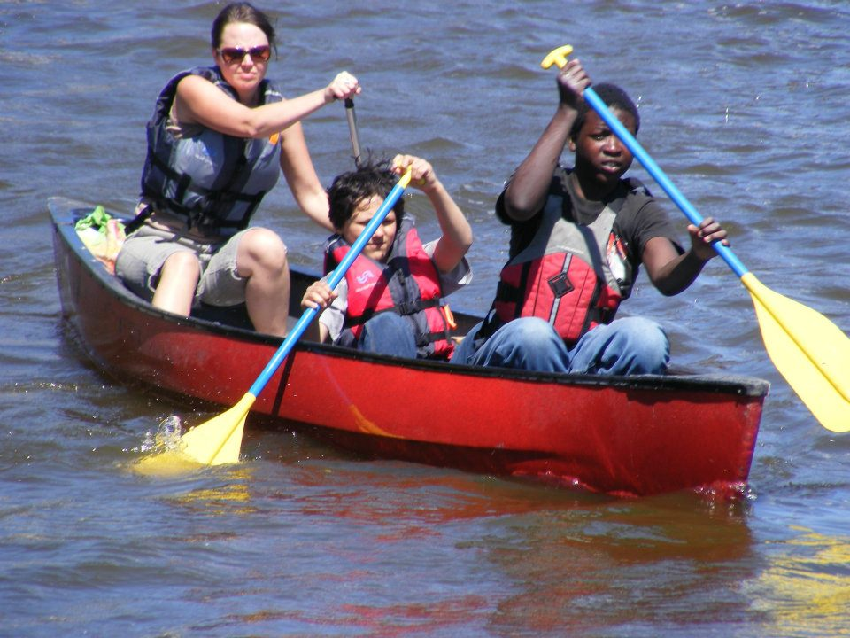 Canoeing or Kayaking Southeastern Wisconsin Rivers